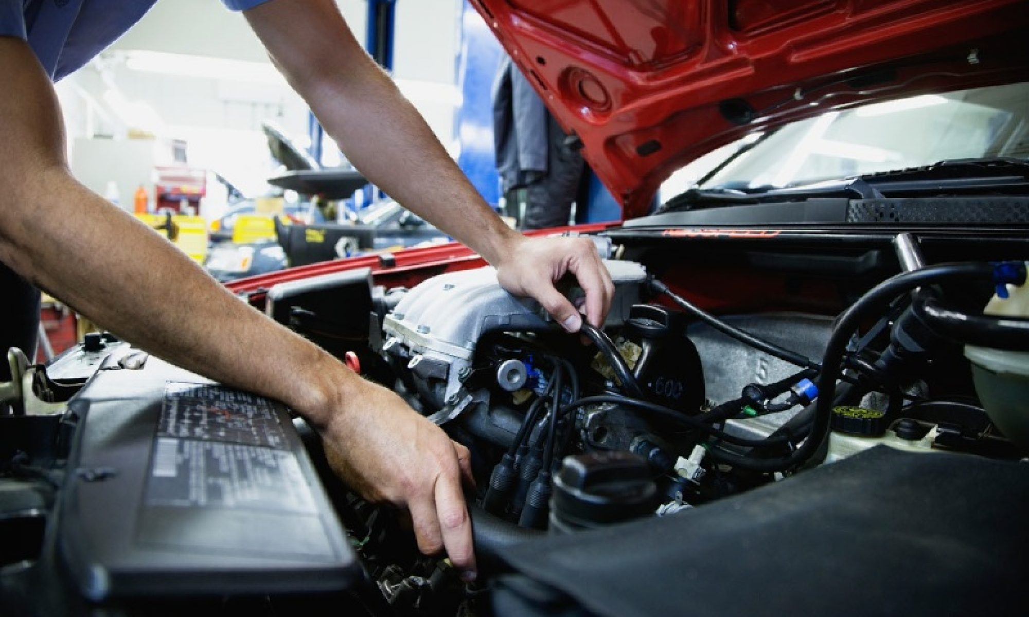 Pershore Car Servicing